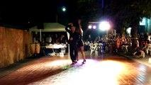 Dancing on MARIA CERVANTES (Tito Puente vers.) Trino 29/08/09