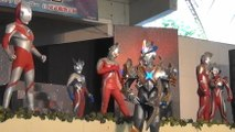 """Ultraman X Special Show""Exceed X/Tiga/Ultraman/Seven/zero/galaxy/Victory/nexus/Max/Belial appeared!"