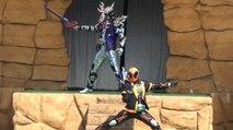 """""""Kamen Rider ghost show"""" Kamen Rider deep Spector appeared!"""