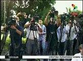 Maduro agradece esfuerzos de Unasur por incentivar el diálogo político