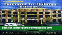 [PDF] Burnout to Balance: EMS Stress [Download] Full Ebook