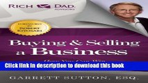 Read Buying and Selling a Business: How You Can Win in the Business Quadrant  Ebook Free