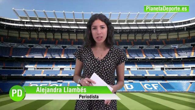 Zidane habla de James Rodríguez