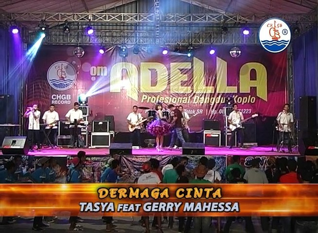 DERMAGA CINTA - Duet Romantis terbaru Gery Mahessa & Tasya