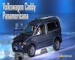 Paris 2008 : Volkswagen Caddy Panamericana