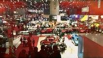 Hôtesses salon de Genève 2006