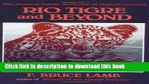 PDF Rio Tigre and Beyond: The Amazon Jungle Medicine of Manual Cordova-Rios Free Books