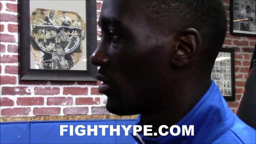TERENCE CRAWFORD UNFAZED BY PACQUIAO TALK; SAYS FIGHT WITH VIKTOR POSTOL IS 'THE EASY PART'