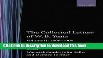 [Download] Collected Letters of W. B. Yeats: Volume II: 1896-1900 [Download] Online