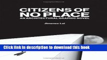 Read Books Citizens of No Place: An Architectural Graphic Novel ebook textbooks