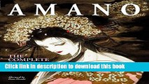 Read Book Amano: The Complete Prints of Yoshitaka Amano ebook textbooks