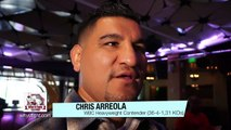 Chris Arreola Says July 16 Battle Vs. Deontay Wilder Might Be His Last Fight