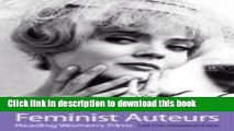 PDF Feminist Auteurs: Reading Women s Films [PDF] Full Ebook