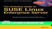 PDF Download) The Definitive Guide to SUSE Linux Enterprise
