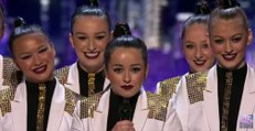 Flip See Why Heidi Calls This Dance Group's Performance Perfection America's Got Talent 2016