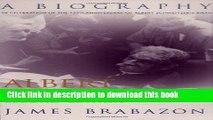 PDF Albert Schweitzer: A Biography (The Albert Schweitzer Library) Free Books