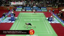 Viktor Axelsen - Top 5 | Badminton | Play Of The Day