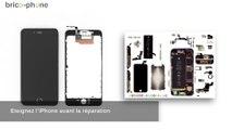 Tutoriel iPhone 6S (3D) : comment changer le bloc écran (vitre tactile + écran LCD)