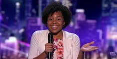 Jayna Brown See How This Smiley Teen Singer Earns the Golden Buzzer America's Got Talent 2016