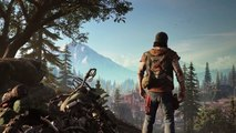 DAYS GONE ● WALKTHROUGH GAMEPLAY TEASER TRAILER DISCUSSION E3 2016 GAMEPLAY DEMO VIDEO