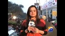 رپوڑٹر ثناہ مرزا کے ساتھ زیادتی کی ویڈیو