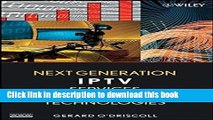 Download Next Generation IPTV Services and Technologies  PDF Online