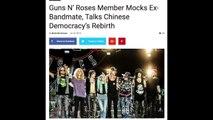 Guns N' Roses News - Richard Fortus Criticizes Ex Bandmate & Praises Slash