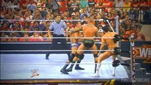 Randy Orton vs Cody Rhodes vs Ted DiBiase - Wrestlemania 26 - Highlights [HD]