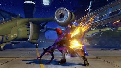 Street Fighter V - Juri trailer de Street Fighter V
