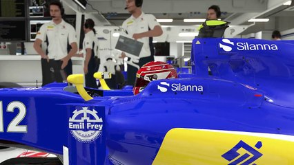 F1 2016 - Your Journey Begins