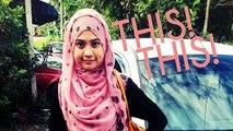 Hijab Tutorial Shawl Modern 01 hijab style video 2016
