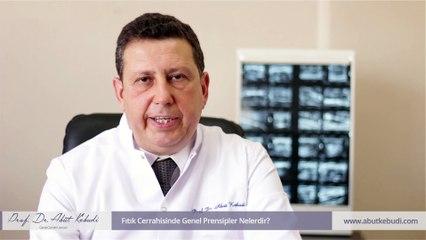 Fıtık cerrahisinde genel prensipler nelerdir?