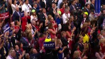 Trump candidat républicain : ce qu'il faut retenir de son discours d'investiture en 4 points