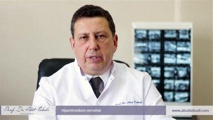 Hipertiroidizm cerrahisi