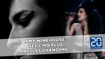 Amy Winehouse: Ses cinq plus belles chansons