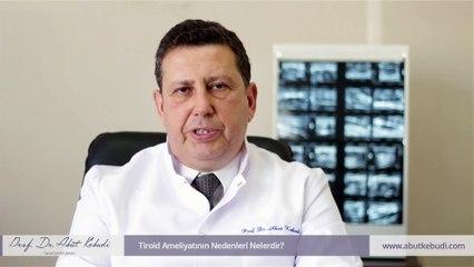 Tiroid Ameliyatının Nedenleri Nelerdir?