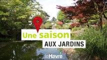 Une saison aux jardins - Le Havre