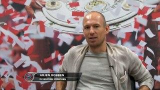 Das sagt Arjen Robben über seine Wechselgerüchte FC Bayern