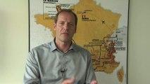 Cyclisme - Tour de France : Prudhomme «La dernière étape de montagne»