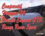 Hummer H2, Range Rover Sport, Porsche Cayenne GTS : sus au malus !
