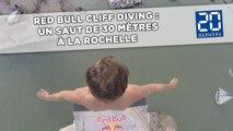 Red Bull Cliff Diving: Un saut de 30 mètres à La Rochelle
