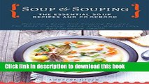 Read Soup   Souping: The Essential Soup Recipes And Cookbook: Delicious Soup And Souping Recipes