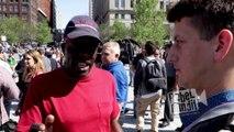 Black Trump Supporter Smacks Down CNN Reporter for Race Baiting