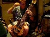 Frank Boxberger Warr Guitar Jazz Improve Chapman Stick 10 12