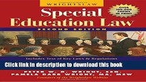 Read Book Wrightslaw: Special Education Law, 2nd Edition ebook textbooks