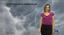 Surprenants mammatus en France