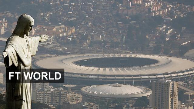 Major problems for Rio Olympics