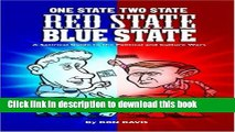 [PDF]  One State Two State Red State Blue State: A Satirical Guide to the Political and Culture
