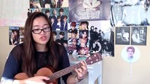 BTS (Bangtan Boys) - I NEED U - Ukulele Cover