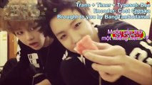 [BangTanSodamn][Vietsub][BANGTAN BOMB] The happening in Changwon 1  Watermelon - Bangtan Boys (BTS)